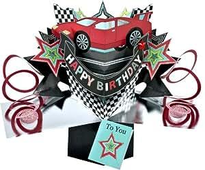 Second Nature POP006 - Tarjeta de felicitación de cumpleaños