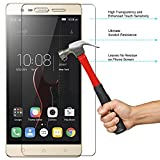 Red Qube Hammer Proof Fiber Tempered Screen Protector with Oleophobic Coating for Lenovo Vibe K5 Note