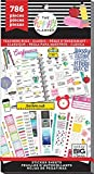 Create 365 Happy Planner Sticker Value Pack, 786 Classic Teacher
