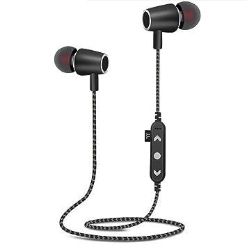 Auriculares Bluetooth, Auriculares inalámbricos, Bluetooth 4.1 Auriculares estéreo livianos con aptX Sonido HD de