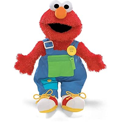 Gund 1575 Teach Me Elmo from Gund