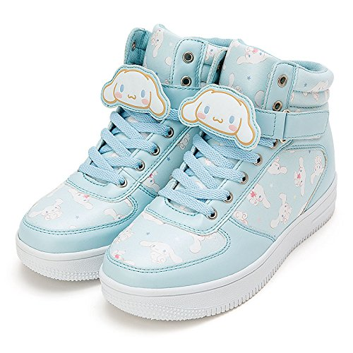 Sanrio Cinnamoroll character clip with high-cut sneakers L size From Japan New (Monster High Dog)