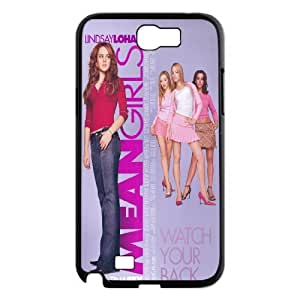 FOR Samsung Galaxy Note 2 Case -(DXJ PHONE CASE)-Burn Book - Mean Girls-PATTERN 5