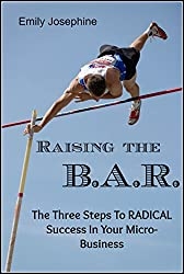 Raising The BAR: The Three Steps To RADICAL Success In Your Micro-Business