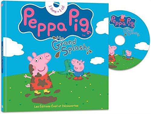 Peppa Pig, le grand splash (1CD audio) ()
