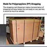 IDL Packaging-PD-83 Strapping Cart/Dispenser for