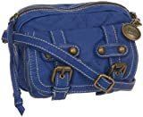 Nine West Vintage America Easy Ride Cross Body,Sodalite,One Size, Bags Central