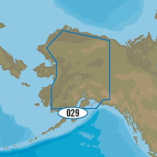 C-MAP MAX-N NA-Y029 - Alaskan Lakes