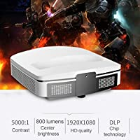 LISHUANG K5 + 3400 Lumen 1280x1080 1080P Android 5.1 HD Bluetooth ...