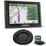 Garmin Drive 50LMT GPS Navigator (US Only) Friction Mount Bundle includes Garmin Drive 50LMT and Universal GPS Navigation Dash-Mount