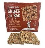 Cheap Trader Joe's Raises the Bar Gluten Free Chewy Granola Bars, Maple, 5 Count Box (2 Pack)