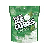 ICE BREAKERS ICE CUBES Sugar Free Spearmint Gum, 8.11 Ounce