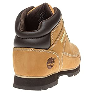 Timberland Mens EURO Sprint Hiker Walking Hiking Winter Ankle Boots - Wheat - 11.5/45.5