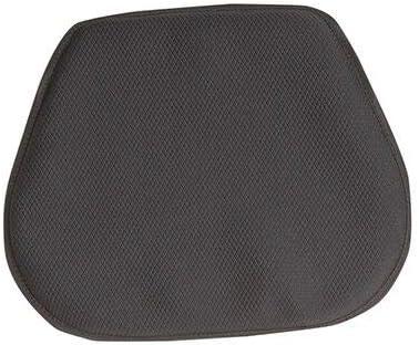 Black LG Speedmetal Gel Seat Pad