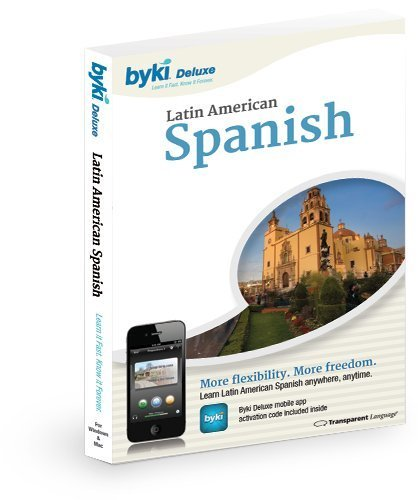 Byki American Language Software Learning product image