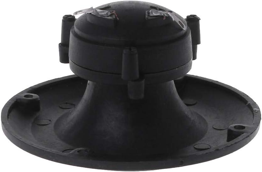yuanmaoao Piezoelectric Tweeter Audio Speaker 3 Inch Treble Ceramic Piezo Loudspeaker 2Pcs