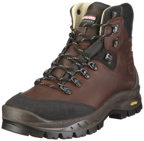 Northland Professional FREE SPIRIT LEATHER HC BOOT 02-04168 Herren Sportschuhe - Outdoor Braun (Dark Brown 0)