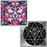 2NE1 NEW ALBUM [CRUSH] Pink or Black Edition Package K-POP Sealed