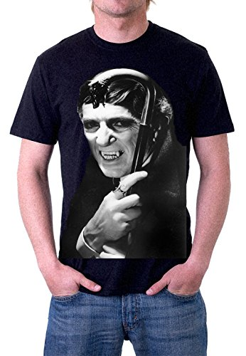 Dark Shadows Barnabas Collins Jonathan Frid Vampire T-Shirt by Jerry Jackson MADE IN THE USA (XXX-Large)