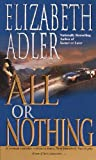 All or Nothing, Elizabeth A. Adler, 0440234964