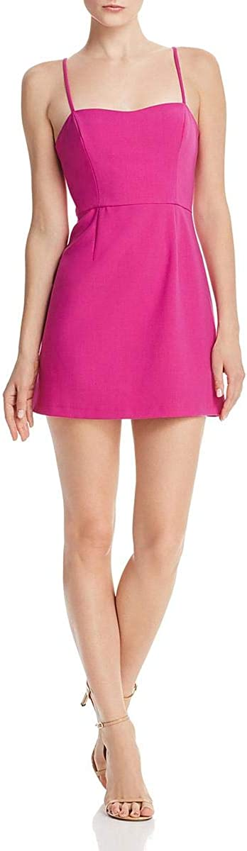 French Connection Womens Whisper Light Dress