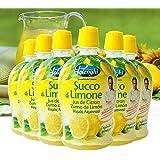 意大利进口柠檬汁 Polenghi宝蓝吉传统柠檬汁200ml*6烘焙原料