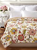 "C & F Enterprises 89910.6886 Celine Twin Cotton Quilt, 66"" by 86"""