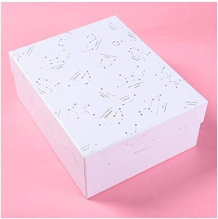 Caja de regalo de alta gama, cubierta de cielo y tierra, caja de ...