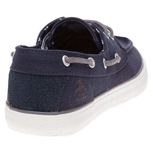 Penguin Laguna Herren Sneaker Blau Blau