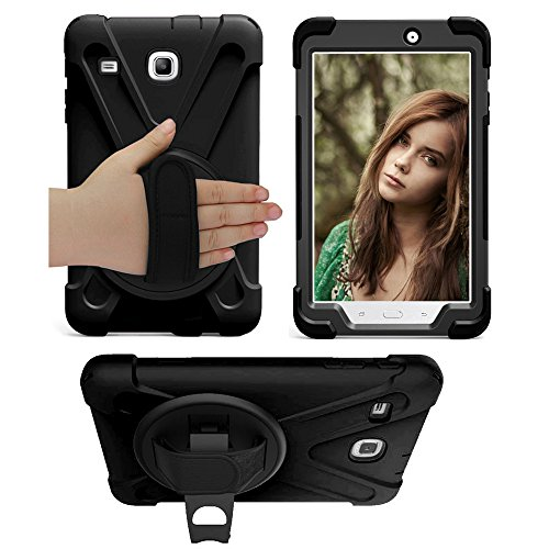 Solid Black Phone Cover Faceplate - 1