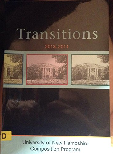 Transitions 2013-2014