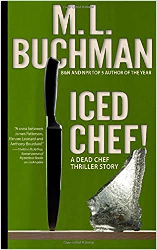 Book Iced Chef!: Volume 4 (Dead Chef)