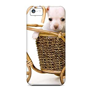High-quality Durability Case For Iphone 5c(animals Dogs Puppies)