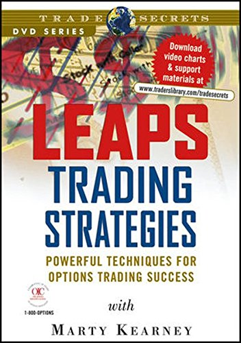LEAPS Trading Strategies: Powerful Techniques for Options Trading Success by Wiley