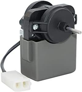 Refrigerator Evaporator Fan Motor 2315539 Replacement Part for Whirlpool Kenmore Refrigerator Models 2315539,AP3996841