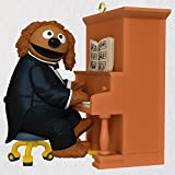 Hallmark Keepsake Christmas Ornament 2018 Year Dated, The Muppets Rowlf the Dog With Sound