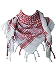Explore Land Cotton Shemagh Tactical Desert Scarf Wrap