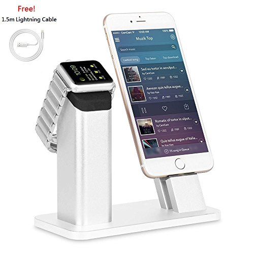 Apple Watch iPhone Charging Station