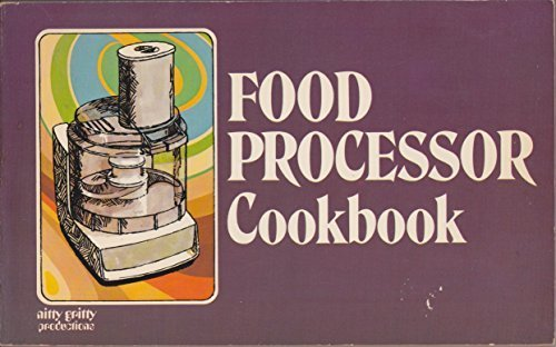 Food Processor Cookbook by Janis Wicks