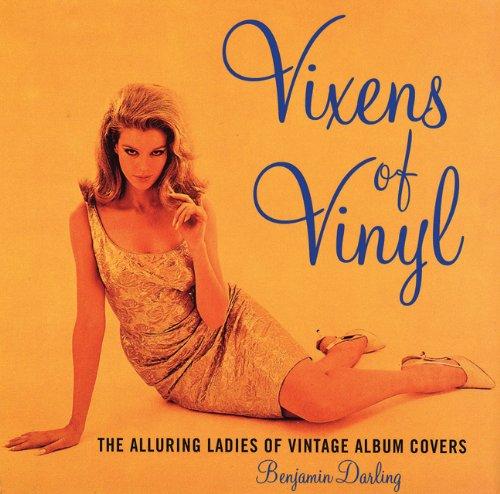 Vixens of Vinyl: The Alluring Ladies of Vintage Album Covers