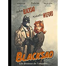 Blacksad HS 01 : Les dessous de l'enquête... N.E.