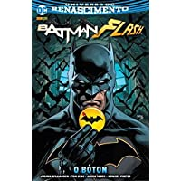 Batman. Flash. O Bóton - Capa Brochura