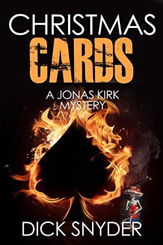 Christmas Cards: A Jonas Kirk Mystery (Jonas Kirk Mysteries Book 7)