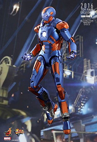 アイアンマン・マーク27(ディスコ) 「アイアンマン3」 ムービー・マスターピース 1/6 アクションフィギュア トイサピエンス限定