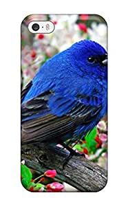 Cute Tpu ChrisWilliamRoberson Bird Wallpaper Case Cover For Iphone 5/5s
