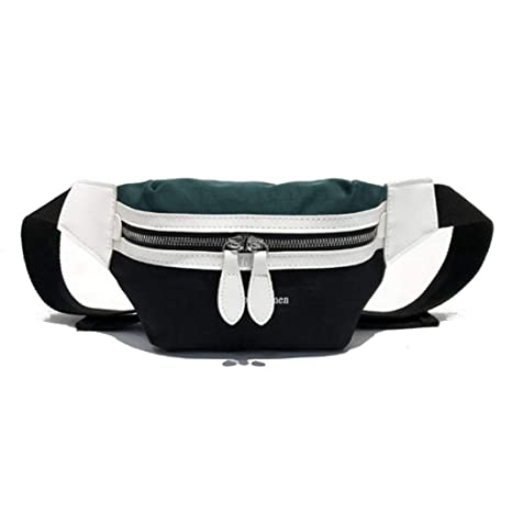 9dce09fb2558 Amazon.com : XDH-RTS Money Waistbag Hip Bumbag Bum Beltbag Female ...
