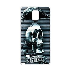 Samsung Galaxy S4 Phone Case White The Expendables 4 BFG096597