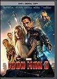 Iron Man 3 (DVD + Digital Copy) by Walt Disney Studios Home Entertainment