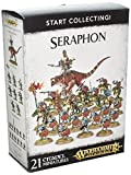 "GAMES WORKSHOP 99120208023"" Start Collecting Seraphon"