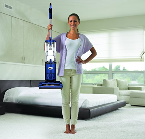 Shark NV105 Navigator Upright Vacuum Cleaner, Blue
